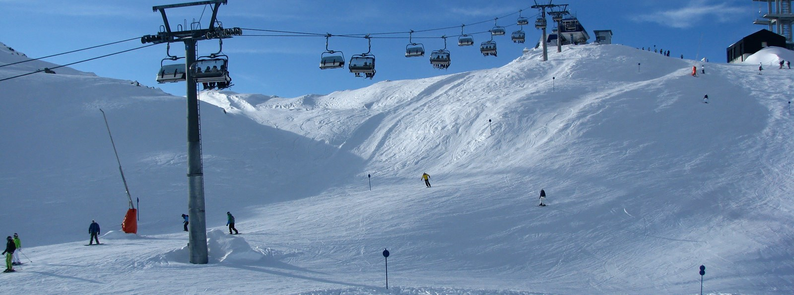 Incentive Travel - Skiing in St Anton