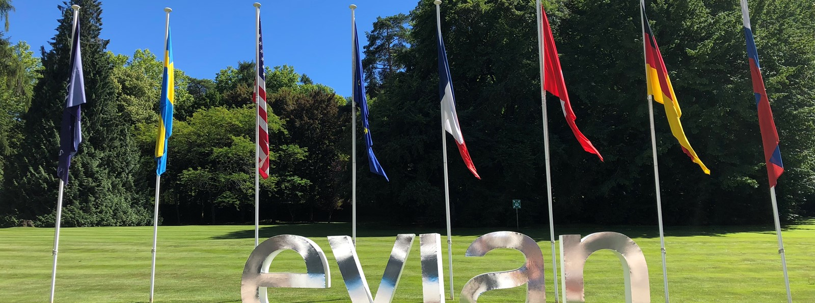 Evian Resort: Food, fondue & fun in France