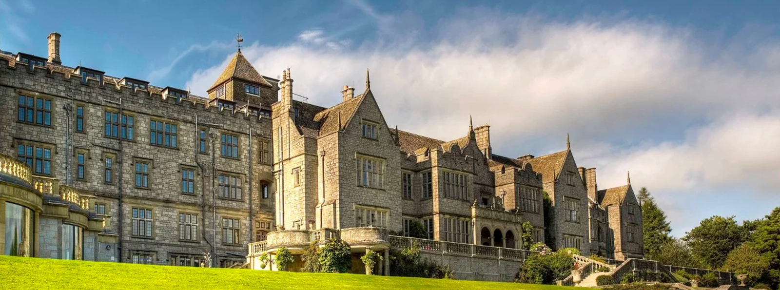 A Perfect Weekend at Bovey Castle Hotel