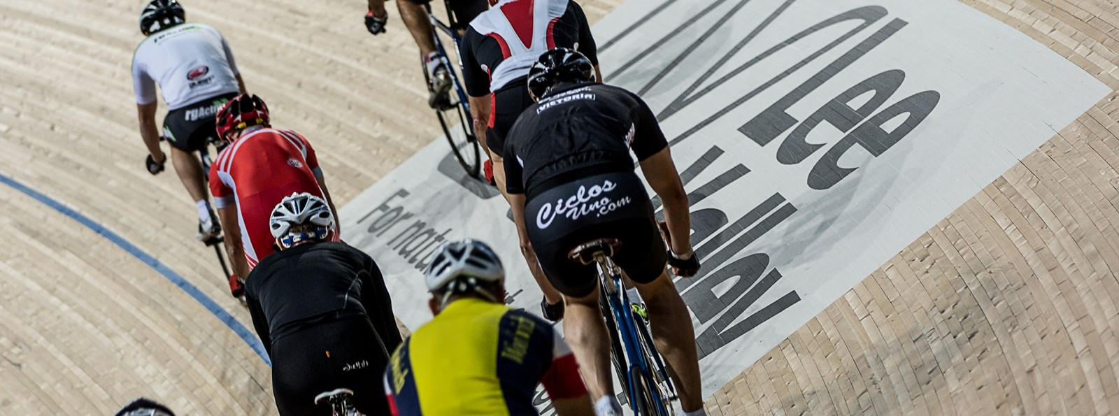 The Velodrome Experience - Guest Blog