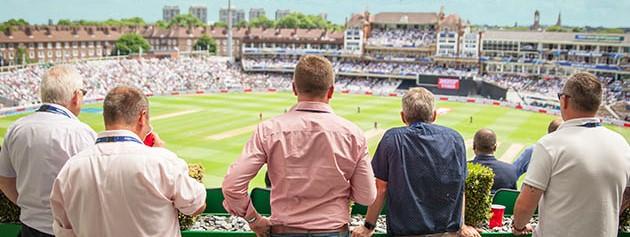 The Kia Oval Official Cricket Hospitality