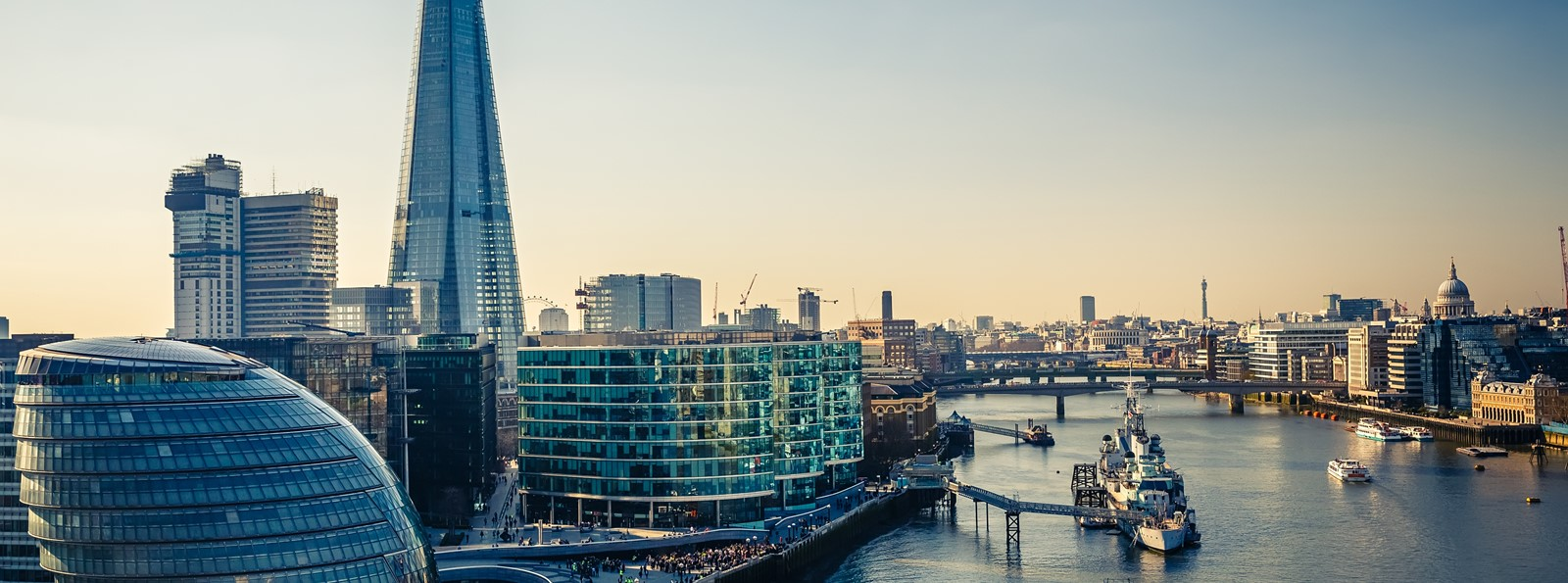 The View From The Shard partners with The AOK Events Group